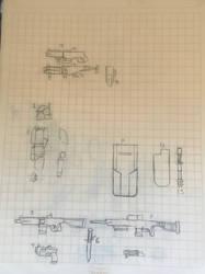 MINIKNOG soldier equipment