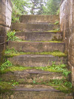 Stairs by Rixu-stock