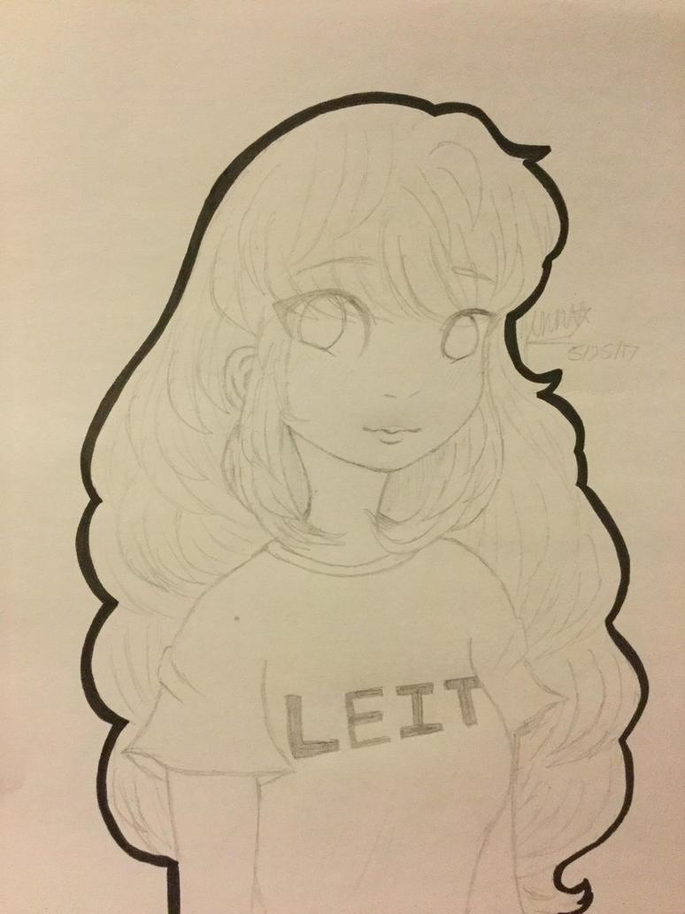 Leit by JenniTheKawaiiQueen1