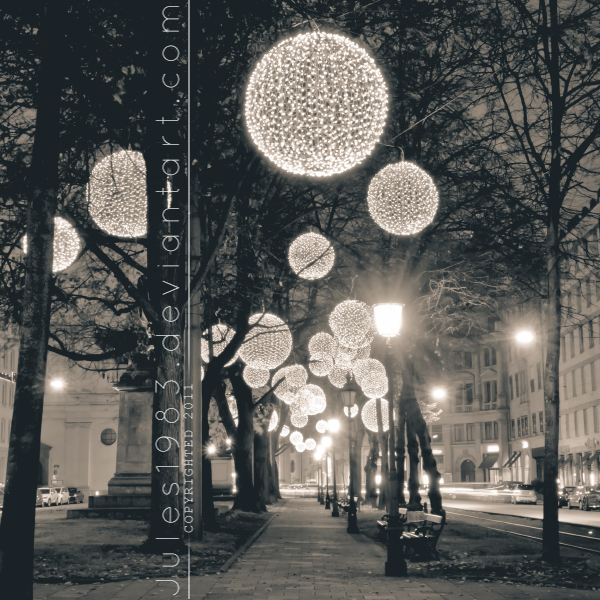Munich III - Promenadeplatz by Jules1983