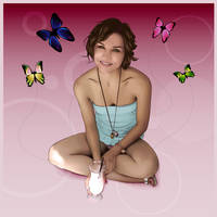 You Give Me Butterflyz by Jules1983
