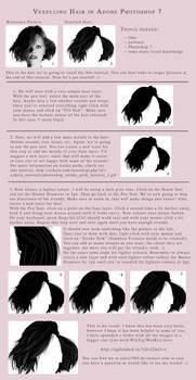 Vexelling Hair in PS 7