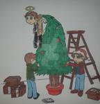 A Castiel in a pear tree...