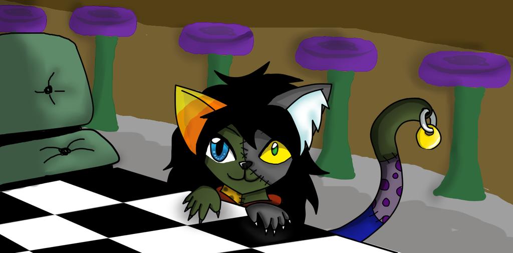Kitty by Sanploo
