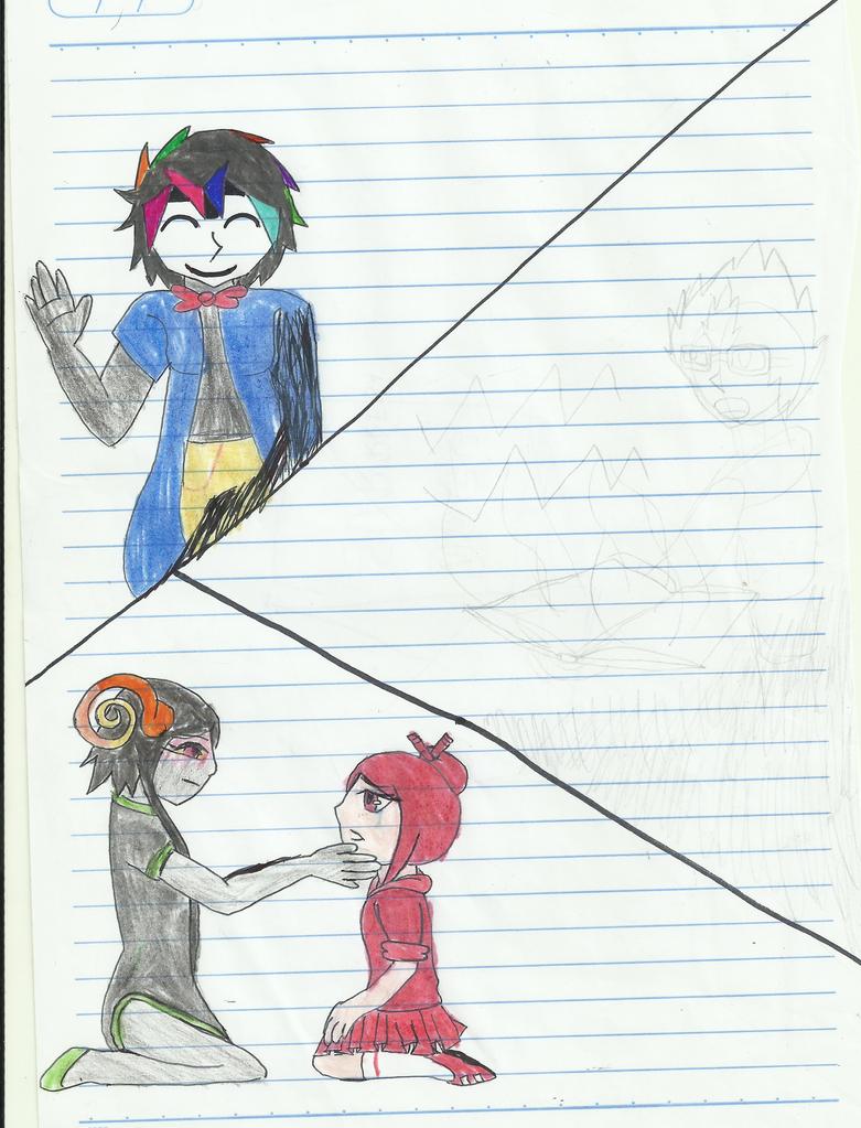 doodles 2 by Sanploo