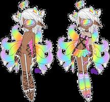 Xynthii Gift: XCHERRYBOMBZX by XenoBaby