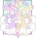 Sisters by XenoBaby