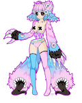 Monster Girl OC: Kai
