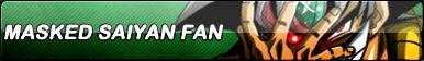 Masked Saiyan Fan Button