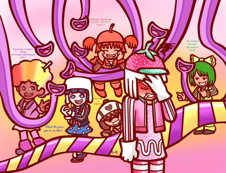 Vanellope And Taffyta Fanfiction No comments have been added