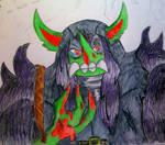 Inner demons by xTwilightxFox