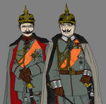 The Kaiser and the Graf