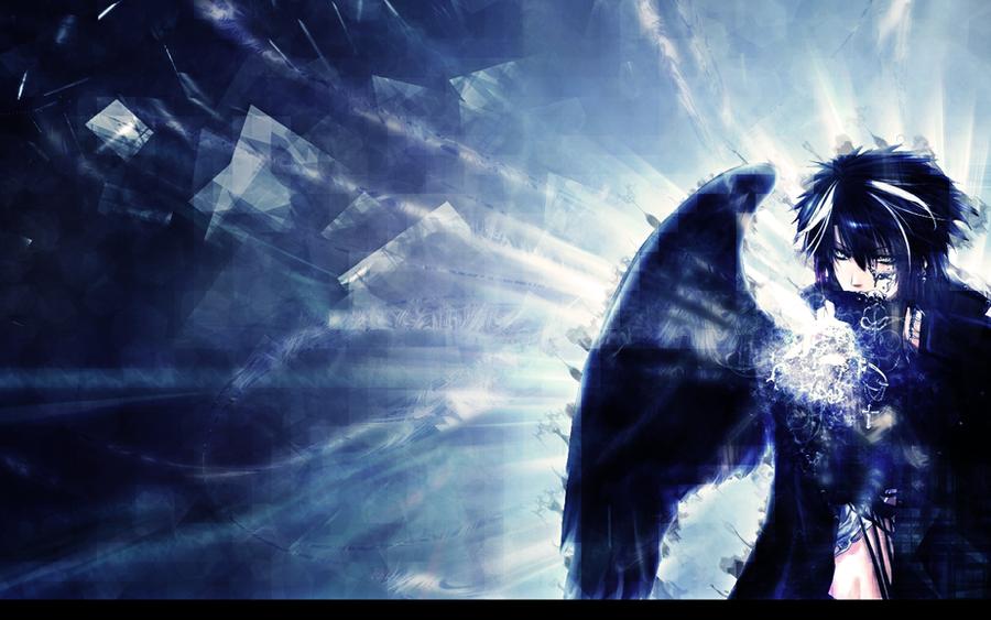 Fallen Angel Wallpaper By Umi No Mizu