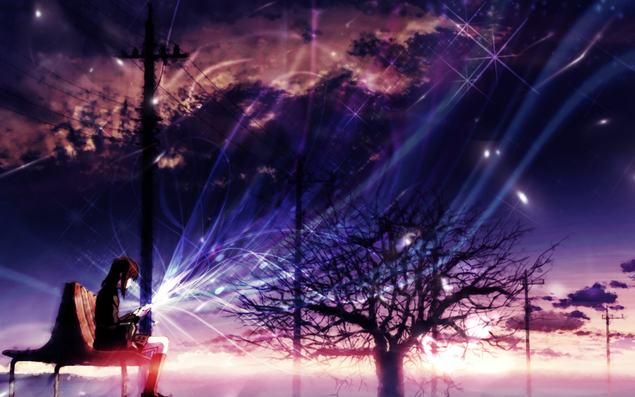 5 Centimeters Per Second Wallpaper 2 By Umi No Mizu
