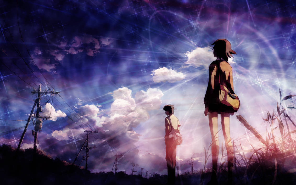 5 Centimeters Per Second Wallpaper 3 By Umi No Mizu On Deviantart