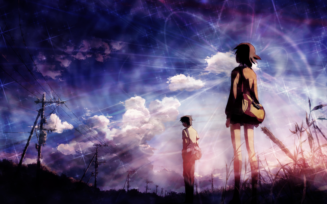 5 Centimeters Per Second Wallpaper 3 By Umi No Mizu
