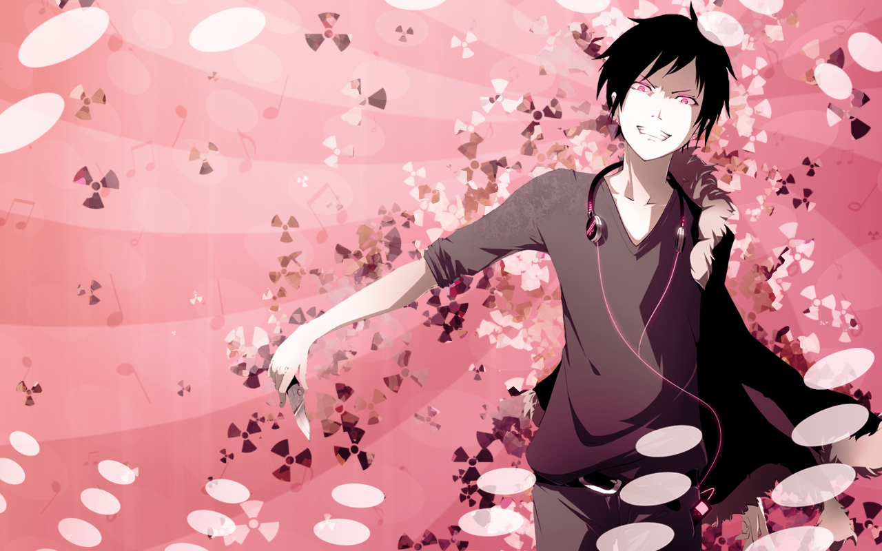 Wallpaper Izaya Orihara