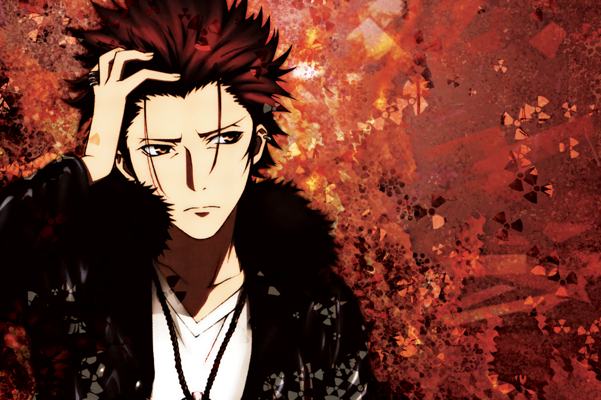 K Project Wallpaper Mikoto Suoh By Umi No Mizu On Deviantart