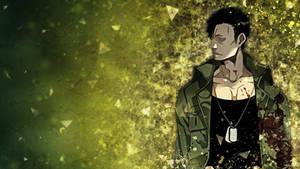 Gangsta. Wallpaper - Nicolas Brown 2 (1080p)