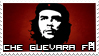 che guevara stamp by Filipe-Franco