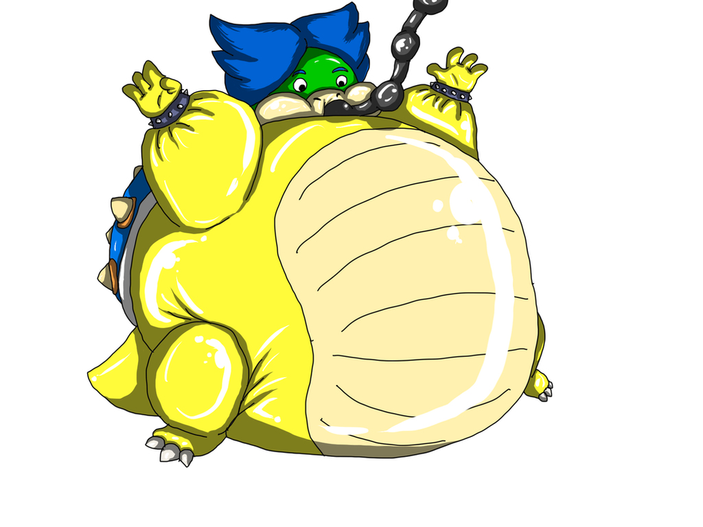 [COM] Ludwig Von Koopa Inflation by BalloonKitten on ...