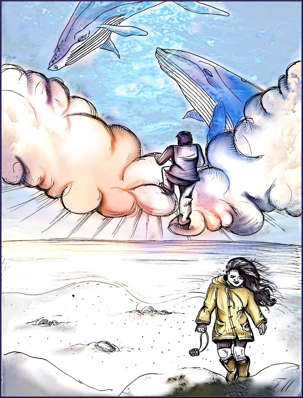 it's a feruary story by MyArt1992