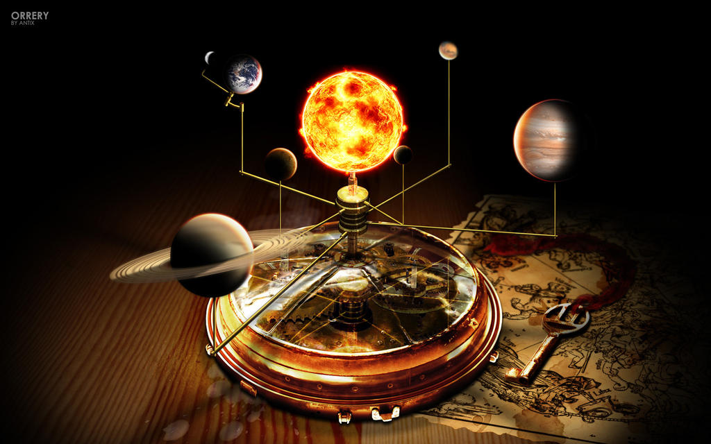 Our Solar System  Physical Properties Of Our Sun Artpiece