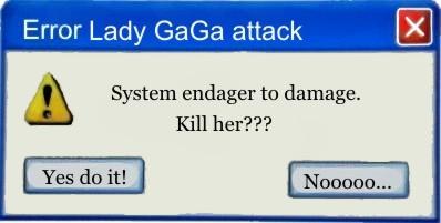 lady Gaga by kaara100
