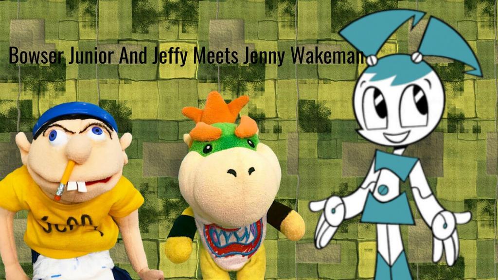 Sml Movie Bowser Jr And Jeffy Meets Jenny Wakeman By