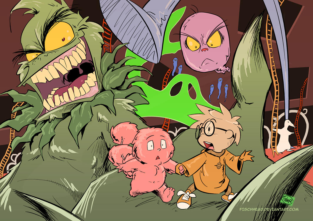 Halloween is Grinch Night by FischHead on DeviantArt