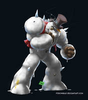ClayFighter - Bad Mr Frosty