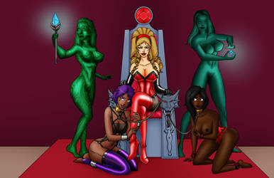 Throne Room Collection by Master-Geass