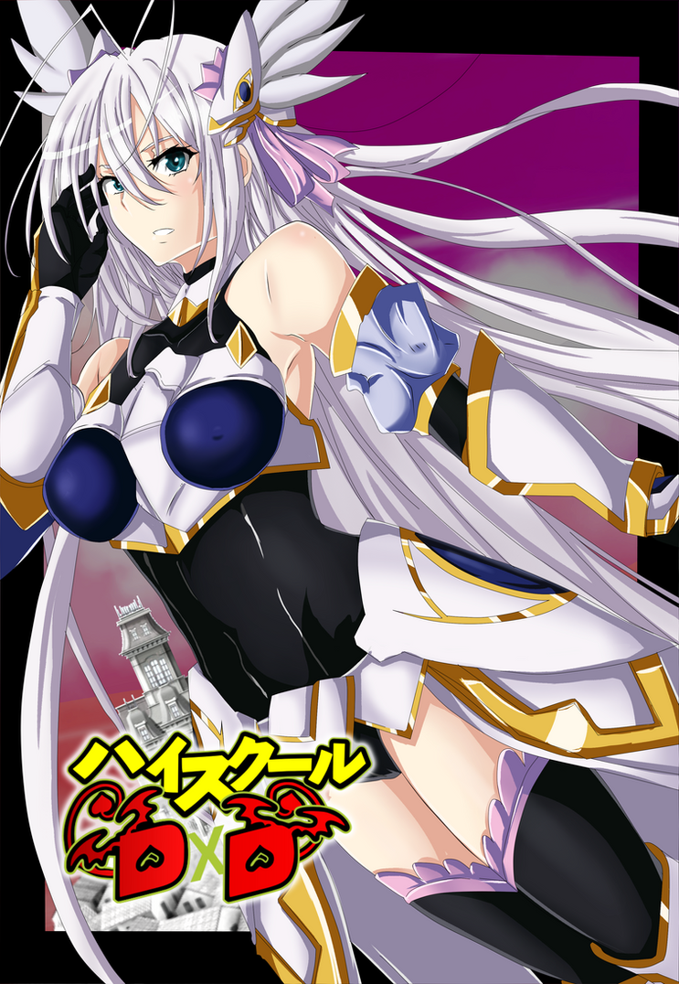 Rossewisse Manga by SchismArt17