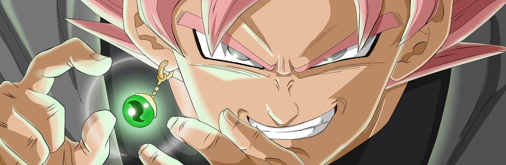 Black Goku Pothala by SchismArt17