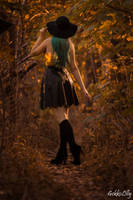 into the woods by GekkoLilly
