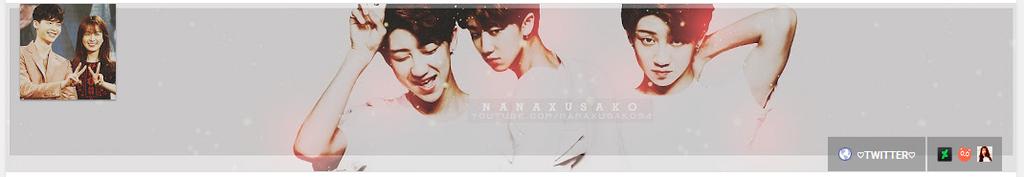 The8 YouTube Banner - Nanaxusako by Nanaxusako