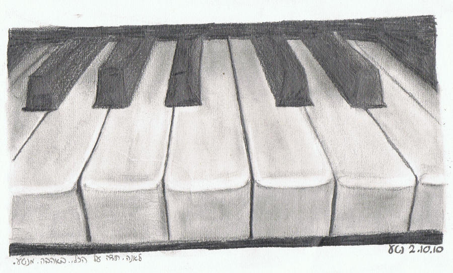 How To Draw Piano Keys Robertevans623m