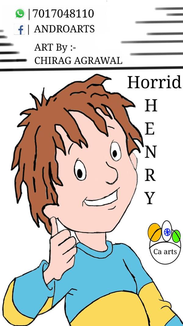 Horrid Henry Henry Car Accident Fanfiction