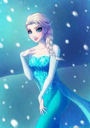 Elsa 2019 by SandraCharlet