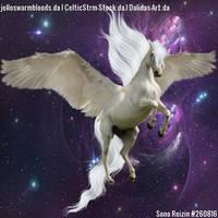 Pegasus Horse Avatar