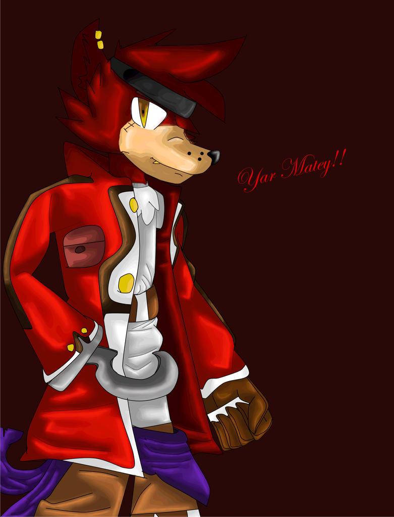 Fox foxy the pirate 2 f naf