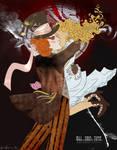 Alice in Wonderland - Alice + Hatter