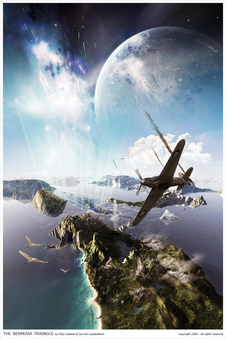 The Bermuda Triangle by janvanlysebettens