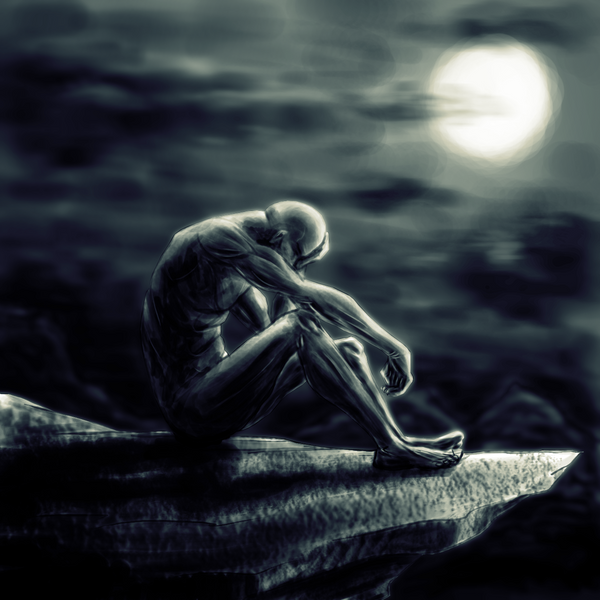 loneliness_on_the_moon_by_diemax-d5df1yq