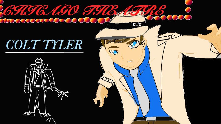 Titans OC: COLT TYLER III by Kingcole58