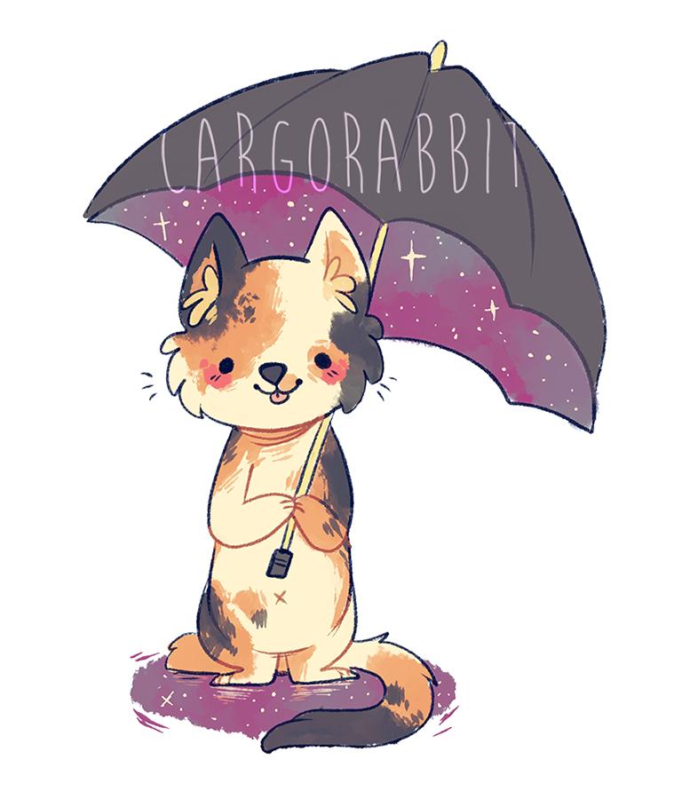 Kitty by Cargorabbit