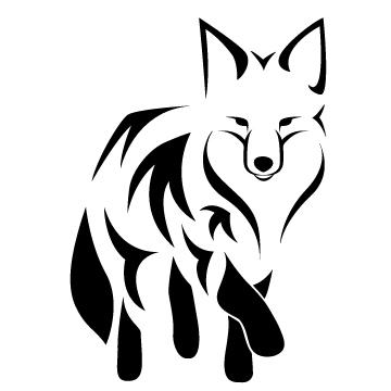 Tribal Fox by meilssa2...