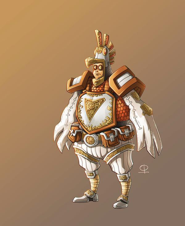 Chicken Hero KFC by phamngocthang