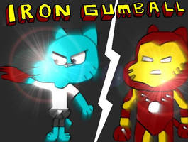 Iron Gumball by MigsGarcia5127