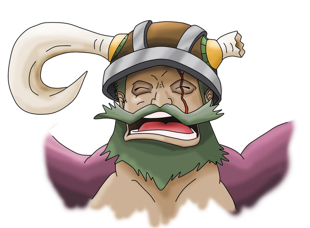 Byrnndi World - One Piece 3D2Y by LESHUU
